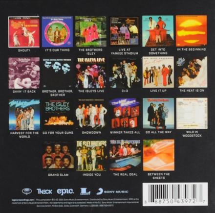 The RCA Victor & T-Neck album masters 1959-1983