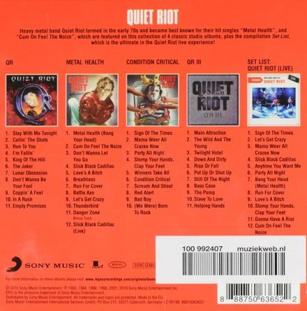 Original album classoics