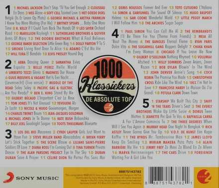 1000 klassiekers Radio 2 : de absolute top. Vol. 7