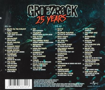 Groezrock 25 years