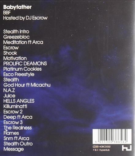 BBF hosted by DJ Escrow
