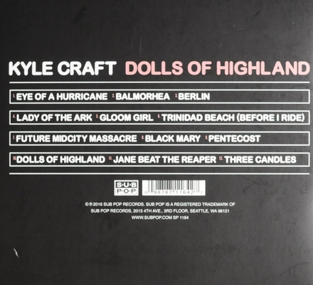 Dolls of highland