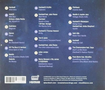 Hardwell presents revealed. vol.7