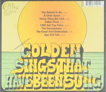 Golden sings that have been sung