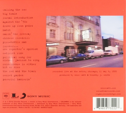Rng spiel tour '95