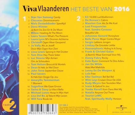 Viva Vlaanderen presenteert : het beste van 2016
