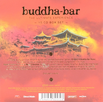 Buddha-bar : The ultimate experience