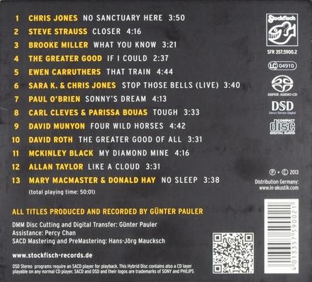 The Stockfisch DMM-CD/SACD. vol.1