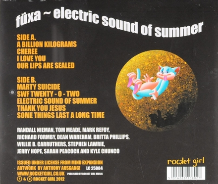 Electric sound of summer