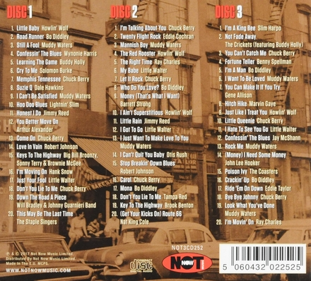 No stones unturned : 60 original tracks covered by the Stones