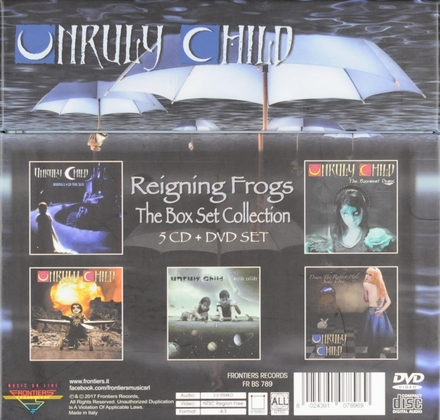 Reiging frogs : The box set collection