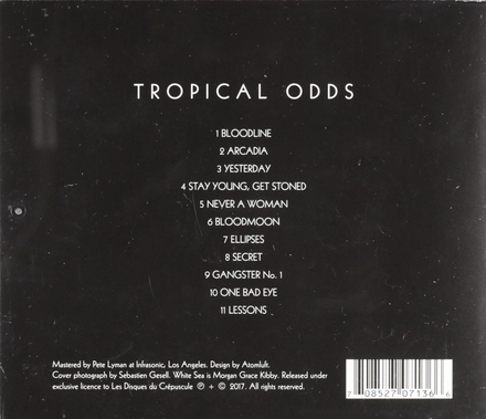 Tropical odds