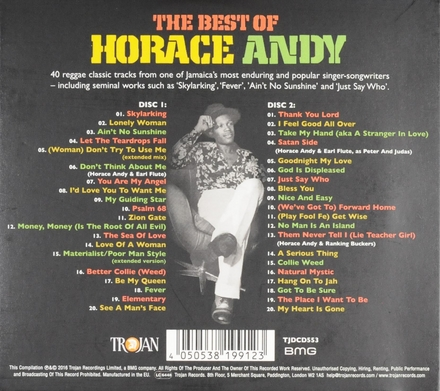The best of Horace Andy