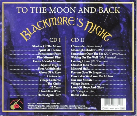 To the moon and back : 20 years and beyond