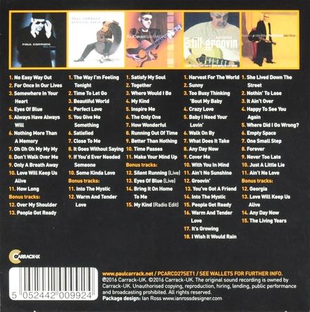 Original album collection. vol.1 : 1996-2003