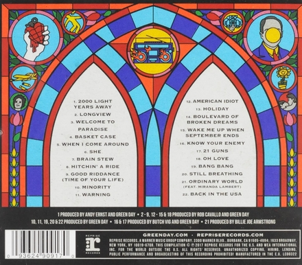 Greatest hits : God's favorite band