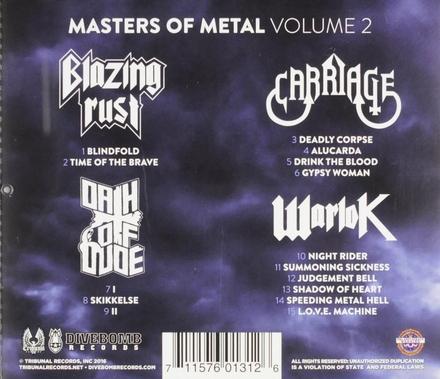 Masters of metal. vol.2