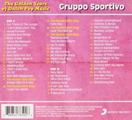 Gruppo Sportivo : A & B sides 1976-1991