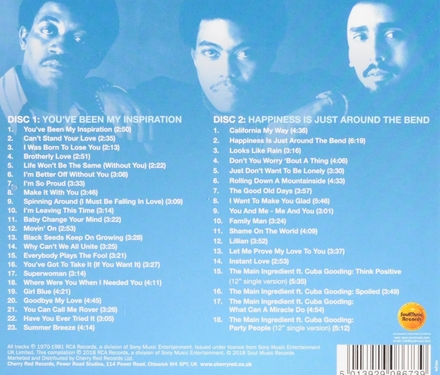 Brotherly love : The RCA anthology