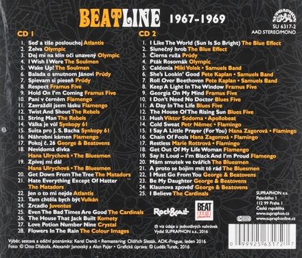 Big beat line 1967-1969