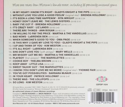 Baby I've got it : more Motown girls