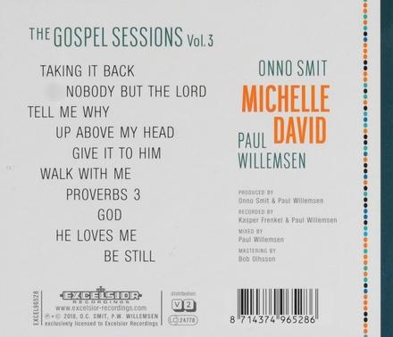The gospel sessions. vol.3