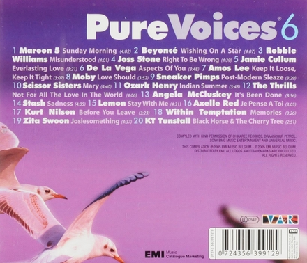 Pure voices. 6