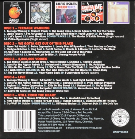 The albums 1979-1982
