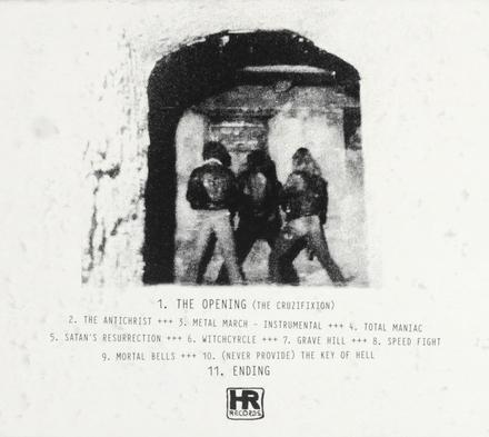 Unreleased demo 1984