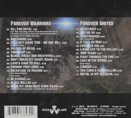 Forever warriors ; Forever united