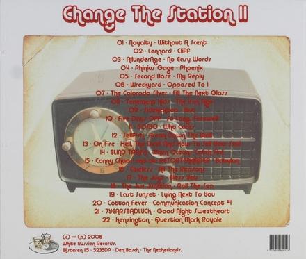 Change the station. vol.2