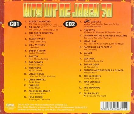 Hits uit de jaren 70