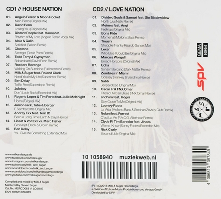 House nation : Ibiza 2018