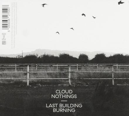 Last building burning