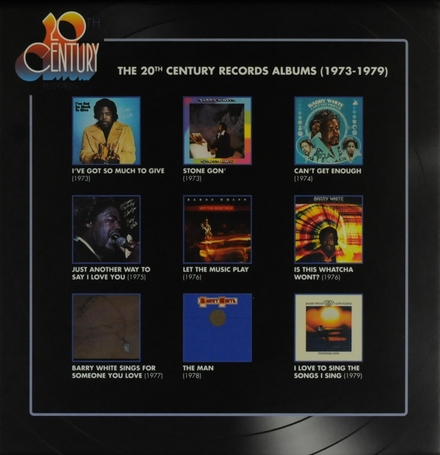 The 20th century records albums 1973-1979
