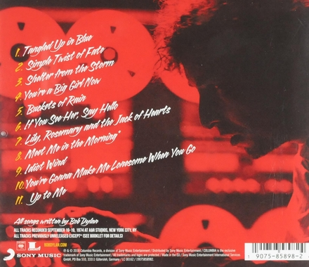 More blood, more tracks [1 disc edition]