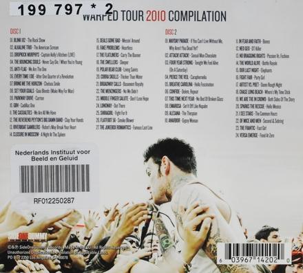 Vans warped tour 2010 compilation