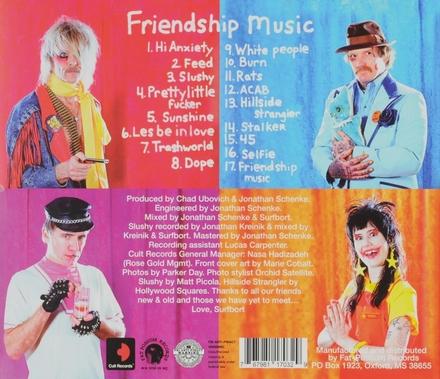 Friendship music