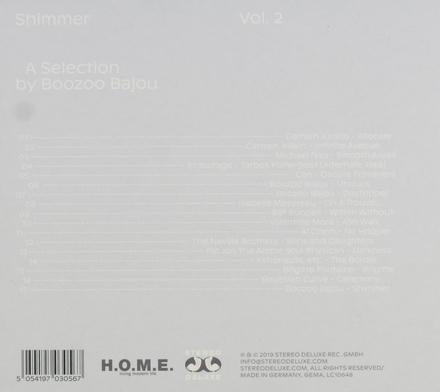 Shimmer : A selection by Boozoo Bajou. vol.2
