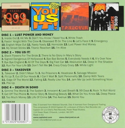 The albums 1987-2007