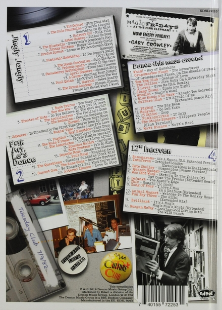 Gary Crowley's lost 80s : 63 rare diverse and eclectic tracks 1980-1987