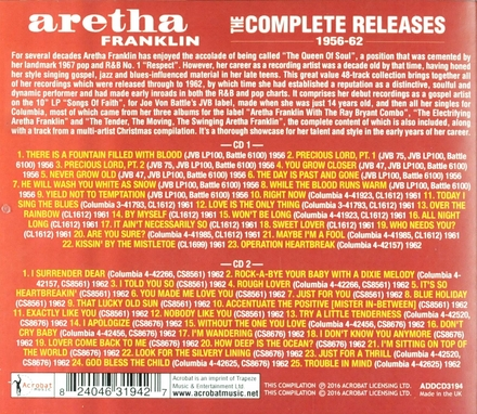 The complete releases 1956-62