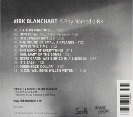 A boy named Dirk