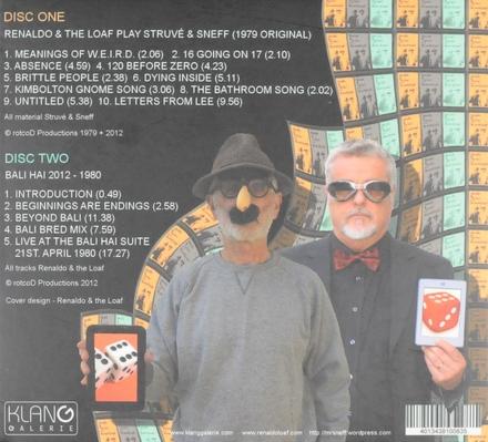 Renaldo & The Loaf play Struvé & Sneff
