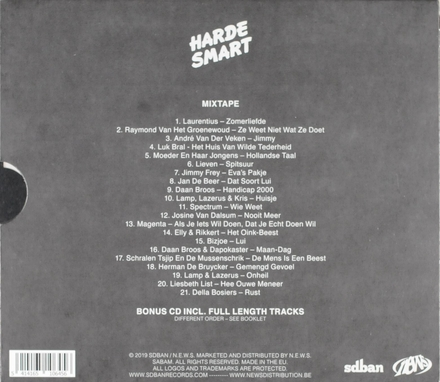 Harde smart : Flemish & Dutch grooves from the 70's