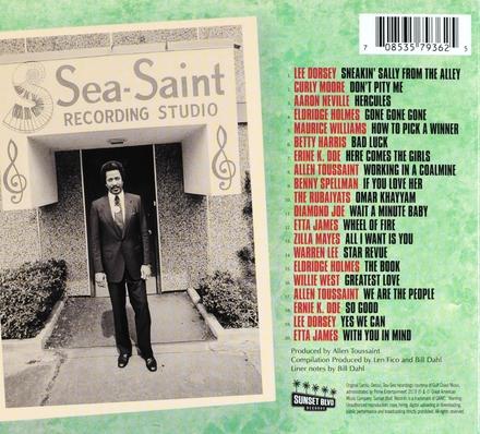 Allen R. Toussaint : Artist producer songwriter