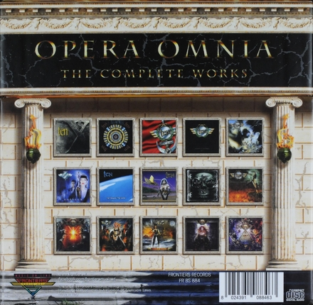 Opera omnia : The complete works