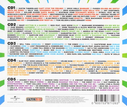 Ultratop 1001 hits : de grootste nummer 1 hits aller tijden. Volume 6