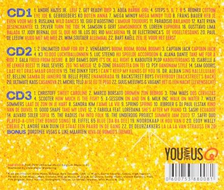 De foute cd 2019