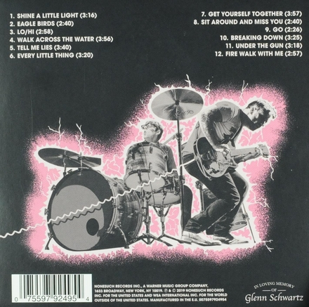 'Let's rock'